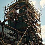 В Устреке восстанавливают церковь XVIII века