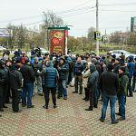 В Великом Новгороде пять человек оштрафовали за нарушения во время пикета против «Платона»