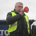 Активиста-дальнобойщика Расторгуева отправили на штрафстоянку в Великом Новгороде