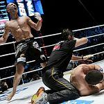 Александр Яковлев нокаутировал американца Джорджа Салливана на турнире «UFC on Fox 18»