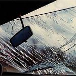 В Маловишерском районе водитель сбил пешехода и опрокинулся в кювет