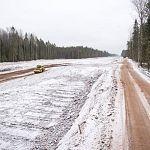 В этом году строители М-11 планируют прекратить движение по львиной доле дорог в Новгородской области