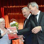 Новгородского вахтёра наградили за бдительность
