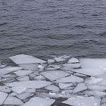 В Новгородской области на реке пропал ребёнок, делавший селфи на льдине