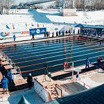Новгородка дважды заняла пятое место на чемпионате мира по зимнему плаванию