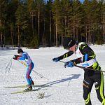 Лыжники из «Спарты» завоевали два золота, серебро и бронзу на первенстве Пестовского района