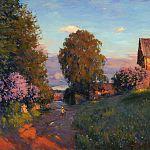 Новгородский пейзаж признали лучшей картиной международного конкурса