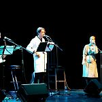 Французская певица и актриса Барбара Карлотти представила новгородцам «Лабораторию сновидений»