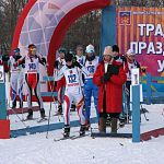 Лыжница из «Спарты» стала абсолютной чемпионкой праздника Севера среди учащихся