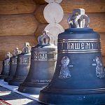 В Юрьеве Новгородской области освятили новые колокола