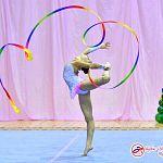 Новгородская спортсменка примет участие в Чемпионате России по художественной гимнастике
