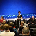 В новгородском театре «Малый» состоялось состязание поэтов
