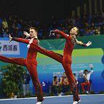 Новгородцы стали чемпионами мира по спортивной акробатике среди юниоров