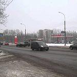 Самые опасные пешеходные переходы в Великом Новгороде находятся у универмага и круглого гаража