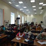 В Новгородской области открытый диктант без ошибок написали 10 женщин и один мужчина