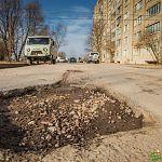 В первую очередь в Великом Новгороде отремонтируют въезды, Щусева и Прусскую