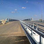 Губернатор: «Ездить по мосту можно хоть сегодня, но хочется, чтобы люди испытывали эстетическое наслаждение»