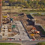 Участок Луговой до улицы Арциховского планируют достроить в следующем году