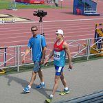 Боровичанин завоевал бронзу первенства России по лёгкой атлетике в прыжках в длину