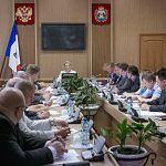 В областном правительстве обсудили совместные с «Газпромом» действия по реконструкции магистральных газопроводов