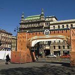 На Манежной площади в Санкт-Петербурге открываются Дни Новгородской области