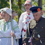 Торжественное шествие в День села поддорчане посвятили Году российского кино