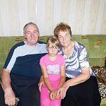 У хорошей жены - и муж золотой. «ВН» в гостях у сапфировых юбиляров Беляковых