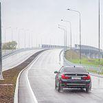 В Великом Новгороде тестируют третий мост