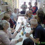 Шведские студенты налепили в новгородской «Лепоте» чебурашек