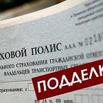 Трёх водителей с поддельными полисами задержали за сутки в Новгородской области