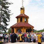 В Новгородской области родители возвели часовню в память о погибшем сыне