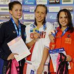 Новгородская спортсменка победила на первенстве России по плаванию