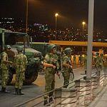 Попытка переворота произошла в Турции, где находятся тысячи российских туристов