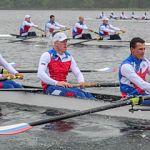 Олимпийская сборная России по академической гребле провела сбор на Валдае