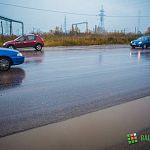В Великом Новгороде начался капитальный ремонт Сырковского шоссе