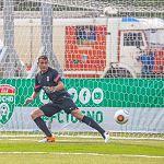 Спорный пенальти принёс ФК «Тосно» победу над «Мордовией» в Великом Новгороде