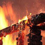 Житель Новгородской области сжёг баню своей тёщи