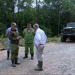 Сергей Митин посетил усадьбу Рахманиновых