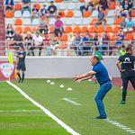 Тренера «Мордовии» могут наказать за мат в адрес арбитра на игре в Великом Новгороде