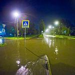 В Великом Новгороде подтоплены здания больниц