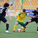 «Тосно» не смогло удержать победу над «Кубанью» в Краснодаре