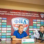 Тренера «Мордовии» дисквалифицировали за мат в адрес судей на матче в Великом Новгороде