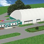 В городе Чудово планируют построить новый спорткомплекс