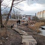 Пруд в Луговом предлагают окружить шестнадцатиэтажными домами
