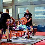 Новгородец стал вице-чемпионом России в жиме лёжа