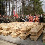 Поисковики за год нашли в Новгородской области останки более трёх тысяч погибших солдат