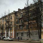 В Боровичах начался ремонт «сталинки», которую специалисты называют одним из самых сложных объектов в области