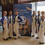 Детский ансамбль «Созвездие» из новгородской деревни Савино отлично выступил на международном конкурсе в Москве