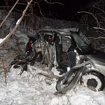 В авариях на новгородских дорогах погибли семь человек