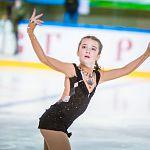 В Великом Новгороде состоялись соревнования по фигурному катанию